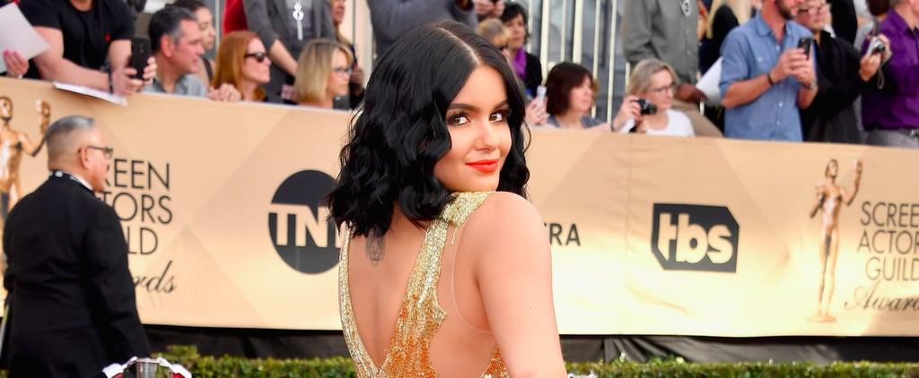 No, You're Not Imagining Things — Ariel Winter Is a Dead Ringer For Kylie Jenner at the SAGs