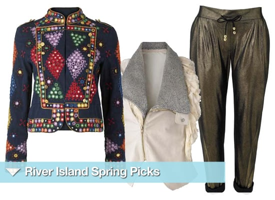 River Island 2010 Spring Must Have Items