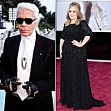 Karl on Adele