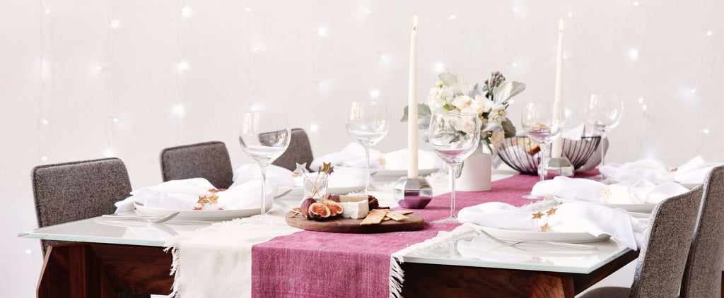 How to Create a Beautiful Holiday Tablescape For Under $100