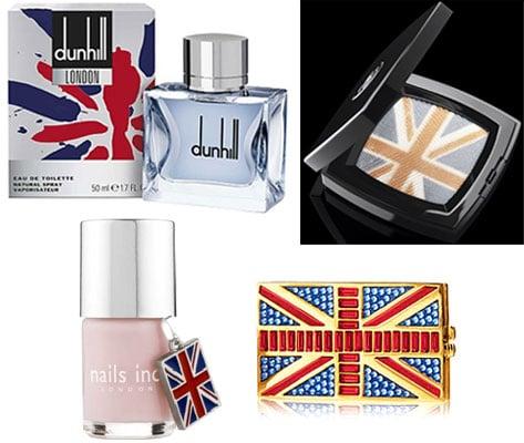 Union Jack Makeup