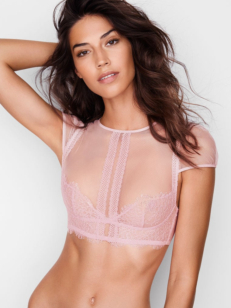 43851e3b8c8b4 Very Sexy Chantilly Lace Bra Top