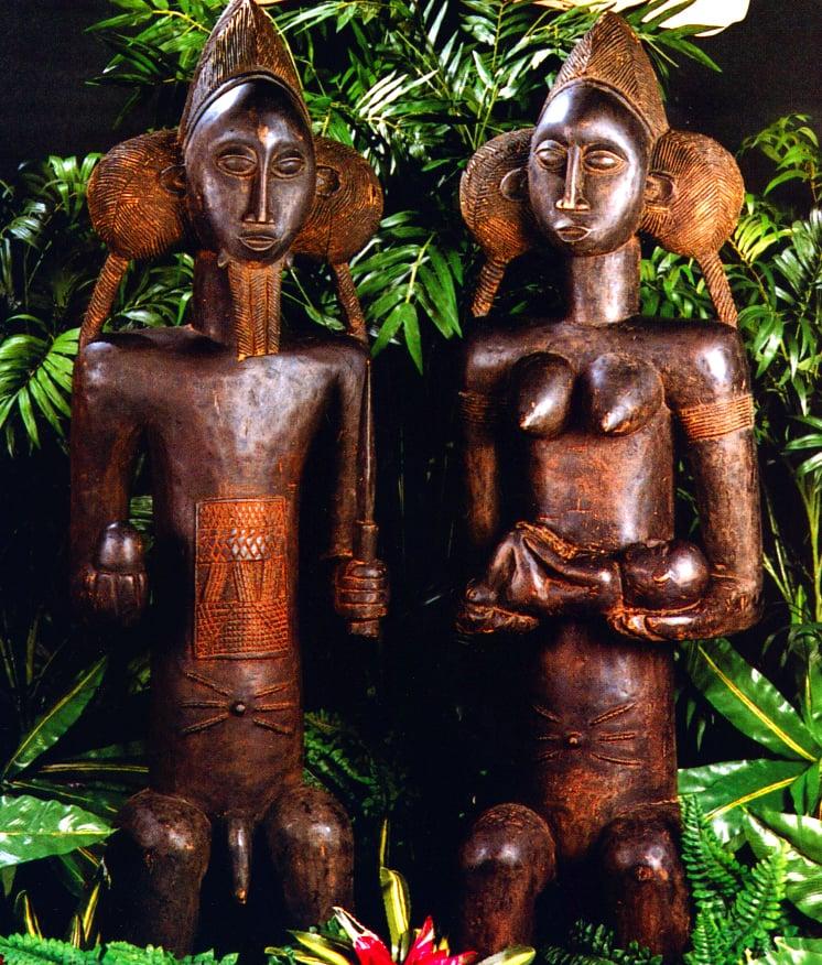 Ripley's Fertility Statues Help Women Get Pregnant