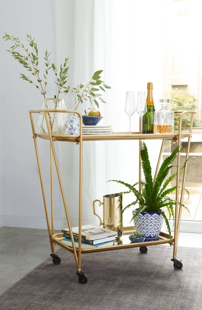Chic Bar Carts Under $200