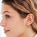 Mac Ear-Cuff Earring
