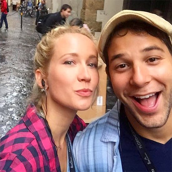 Happy Honeymooners! Anna Camp and Skylar Astin Share Photos from Their Italian Vacation