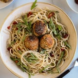 Chickpea and Sun-Dried Tomato Meatballs Recipe + Photos