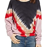 Daydreamer Flying Varsity Crewneck Sweatshirt