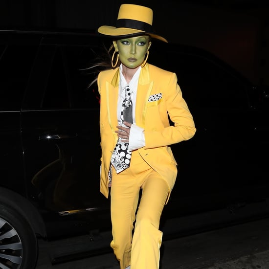 Gigi Hadid The Mask Halloween Costume 2019