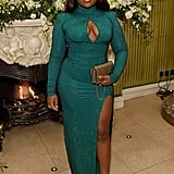 Ray BLK at the British Vogue and Tiffany & Co. Fashion and Film Party