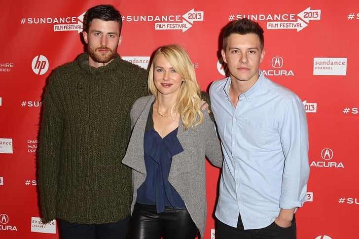 Naomi Watts was joined by James Frecheville and Xavier Samuel at the premiere of Two Mothers.