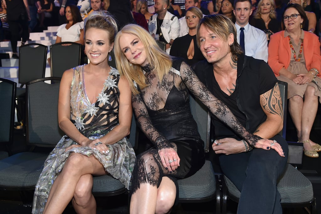 Best pictures from the 2017 cmt awards popsugar celebrity for What happened to luke bryans sister