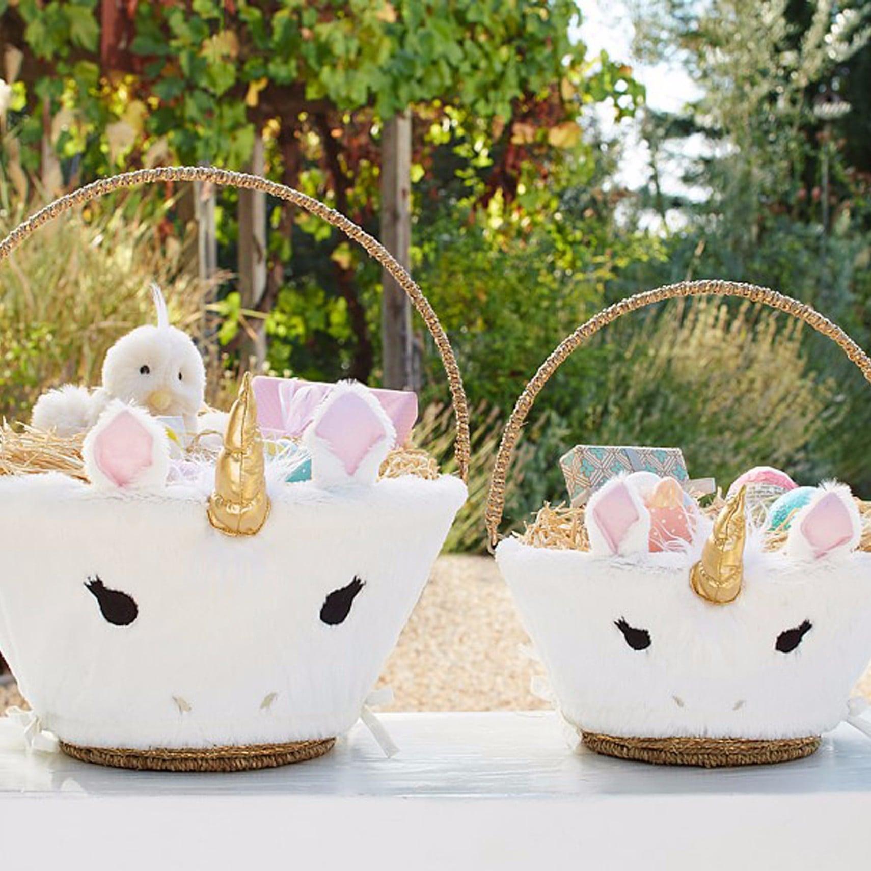Cute easter baskets for kids popsugar moms negle Image collections