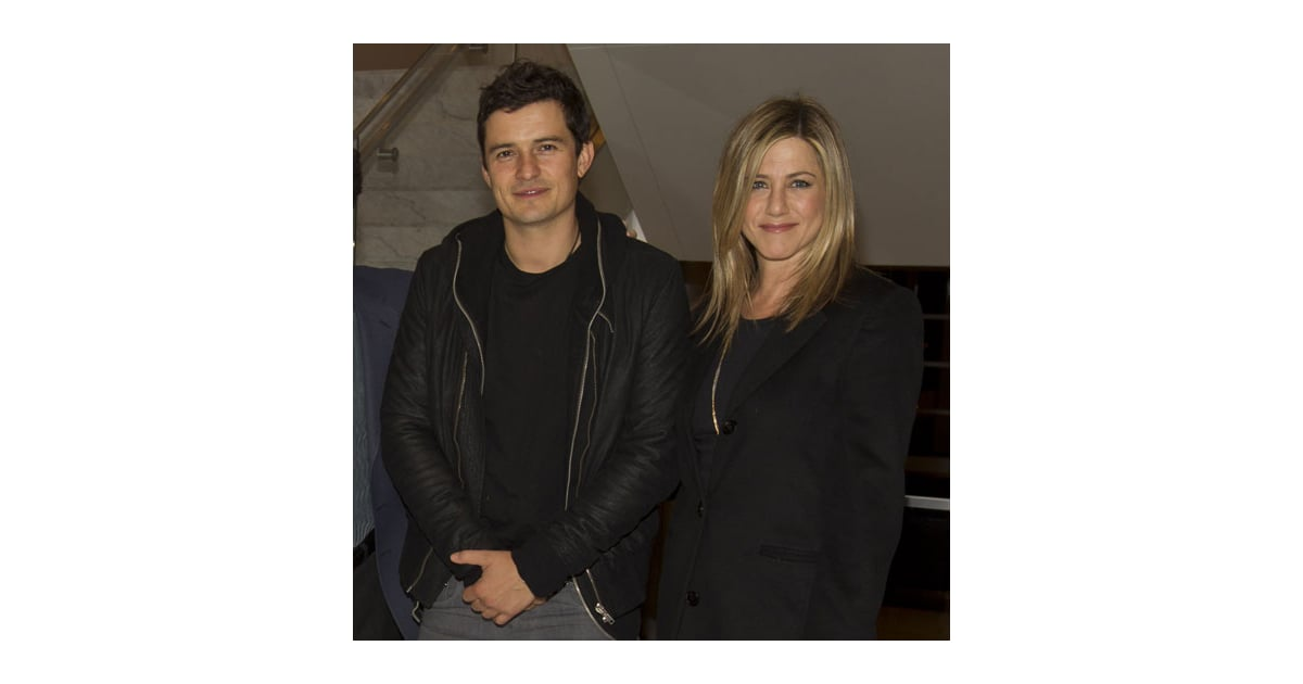 jennifer aniston dating orlando bloom Jennifer aniston is keeping it casual and dating again this comes just five months after splitting with ex-husband justin theroux as you know, we reported that the ridiculously good-looking pair .