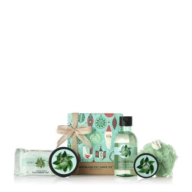 Revitalising Fuji Green Tea Festive Picks gift pack