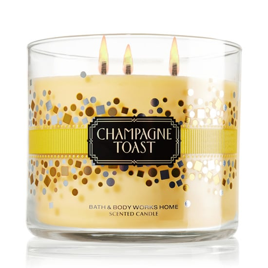 Bath Amp Body Works Champagne Toast Scented Candle
