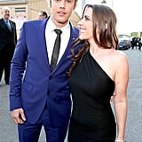 Justin Bieber and His Mother, Pattie Mallette