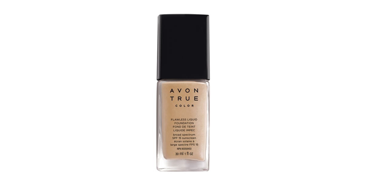 Avon Ideal Flawless Invisible Coverage Liquid Foundation