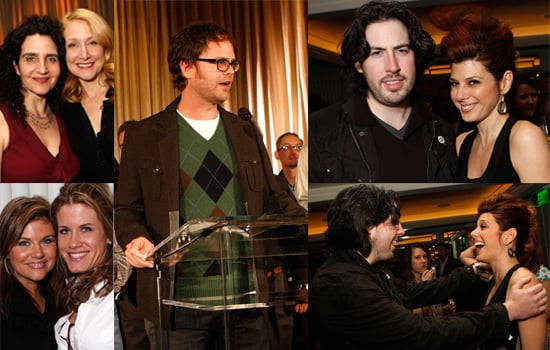 Rainn Wilson Hosts The Independent Spirit Awards Nominees' Reception
