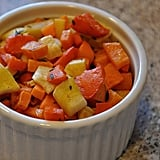 Roasted Root Veggies For Babies and Adults, Too!