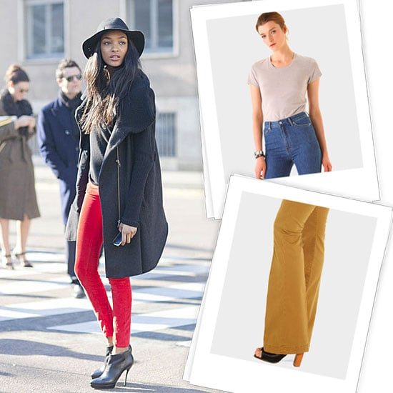 Best Fall Jeans 2012