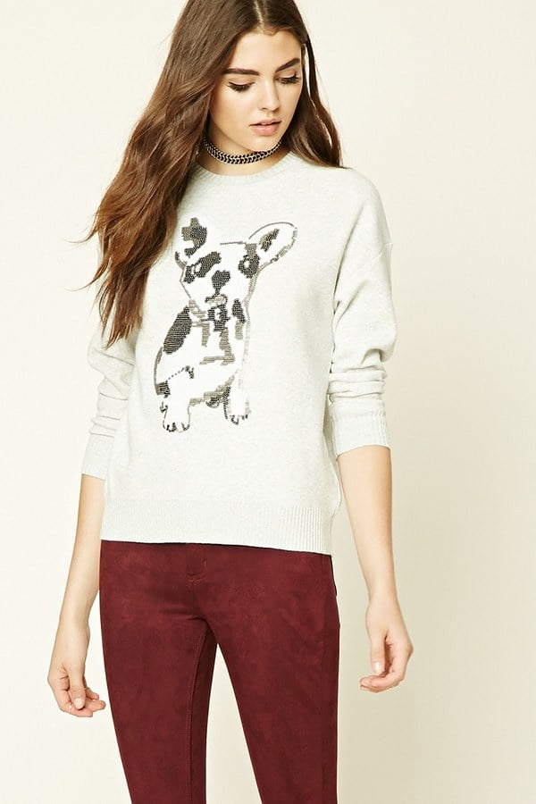 French Bulldog Sweatshirt ($25)