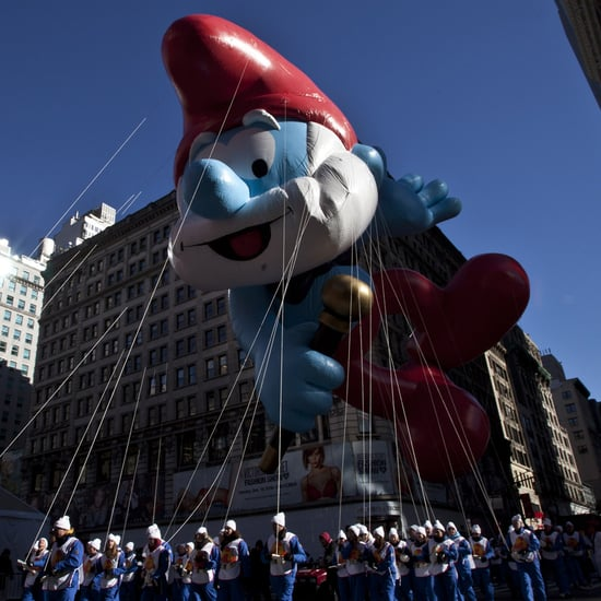 Pictures From Macy's Thanksgiving Day Parade 2013