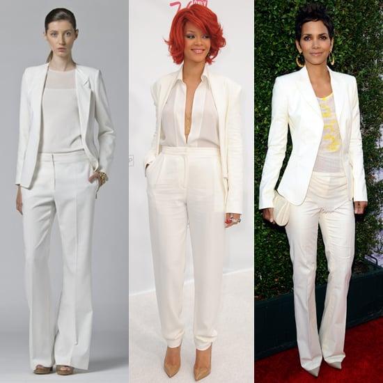 Summer White Suits Popsugar Fashion