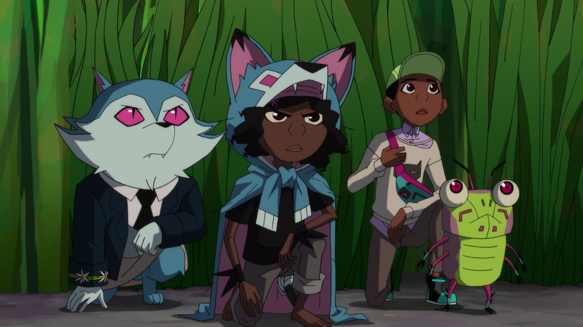 Kipo and the Age of Wonderbeasts | Halloween Specials Galore and the Other New Shows For Your Kids on Netflix in 2020 | POPSUGAR Family Photo 8