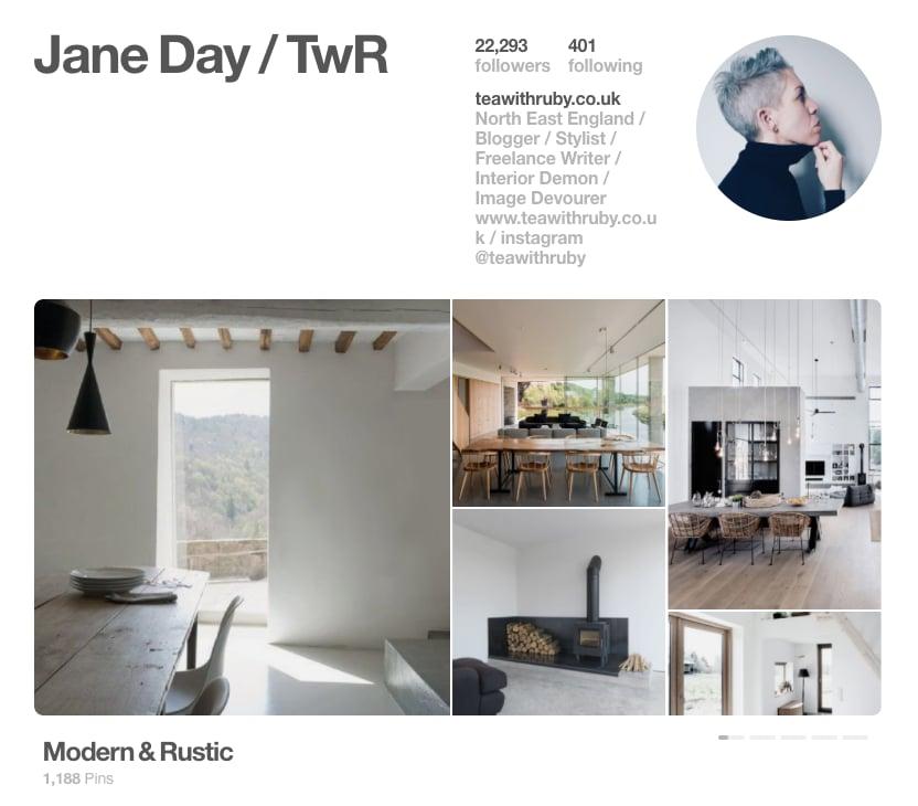 Pinterest Accounts To Follow Home Decor