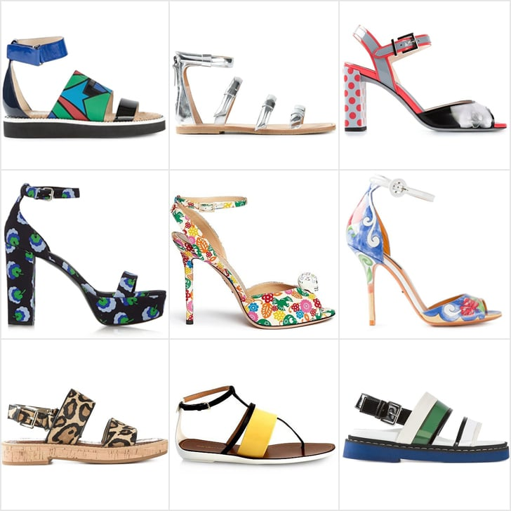 Best Statement Sandals For Summer For All Budgets