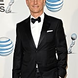 Tony Goldwyn was cast in the adaptation of Divergent as Andrew, the father of main character Tris (played by Shailene Woodley).