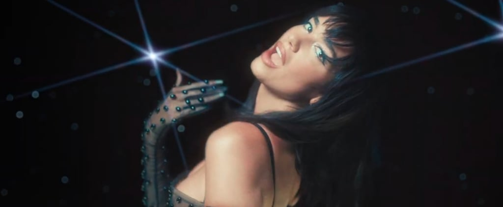 "Dua Lipa Wears Versace and Mugler in Her ""Levitating"" Video"
