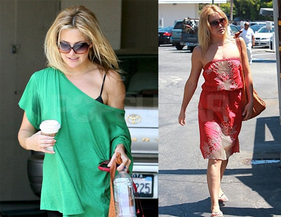 Photos of Kate Hudson and Lance Armstrong in LA