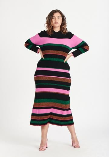 Tanya Taylor Velma Knit Dress