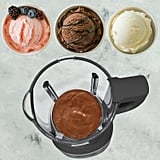 The blender also comes with four cold blending programs, ideal for smoothies, ice cream, and other frozen treats.