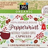 365 Everyday Value Organic Peppermint Coffee Pods