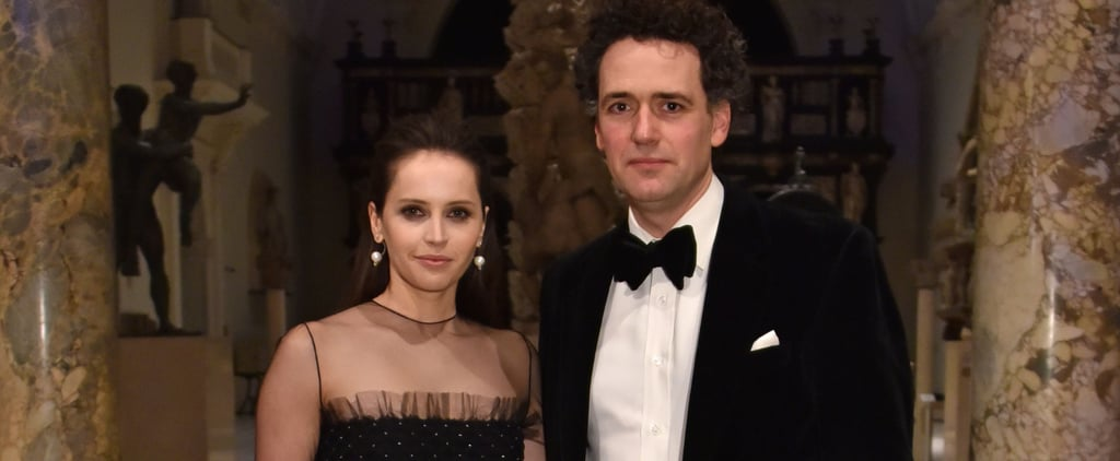 Who Is Felicity Jones's Husband, Charles Guard?