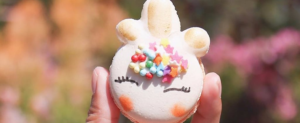 Disney Is Now Selling Unicorn Macarons — Better Late Than Never, Right?