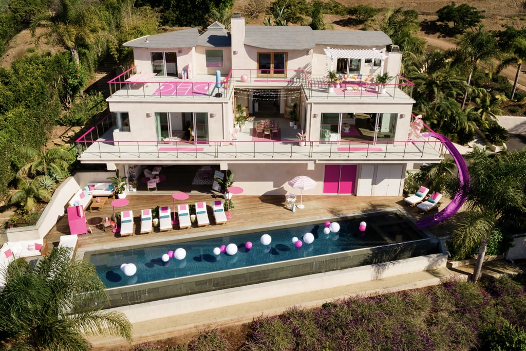 A Life-Size Barbie Malibu Dreamhouse Is Now on Airbnb