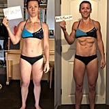 Renaissance Periodization Helped Stacy Get a 6-Pack
