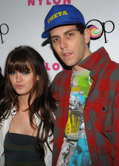 Leighton attends the Nylon magazine after-party for Cobra Starship and Boys like Girls