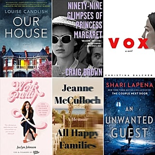 Best New Books For August 2018