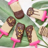 Dark Chocolate Vegan Nice Cream Pops