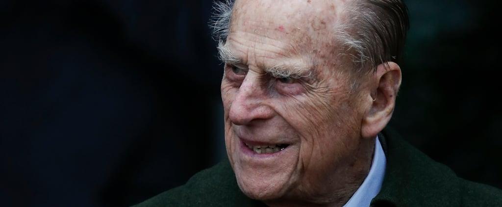Prince Philip Hospitalized April 2018