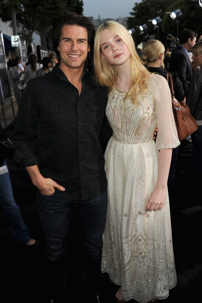 Tom Cruise Sends Dakota Fanning Shoes Every Year For Her Birthday