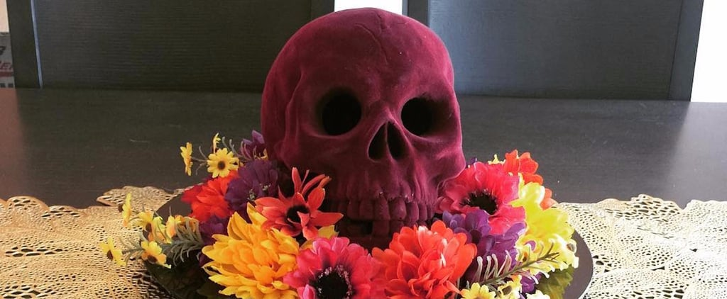 RUN — Don't Walk — to Snag One of Target's Trendy Velvet Skulls Before They Sell Out