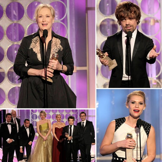 Golden Globe Winners 2012 Poll