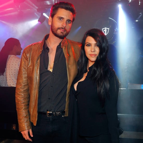 Kourtney Kardashian and Scott Disick Back Together Dec. 2016