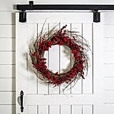 Red Berry Wreath ($58)